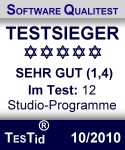 Software Test-Sieger